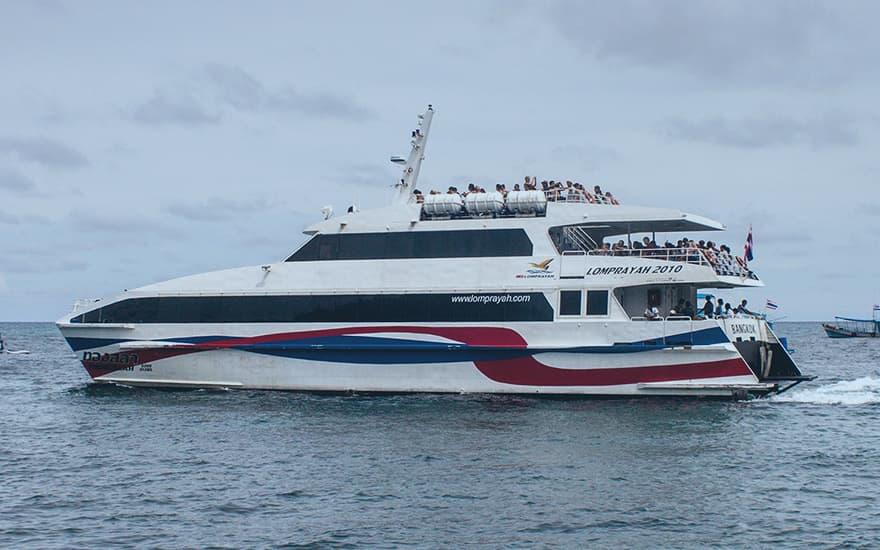 High speed vessels