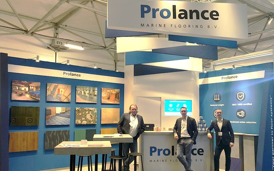Prolance: The Floor Specialist At Europort 2019