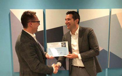 Prolance Ontvangt ReStart® Certificaat Van Tarkett