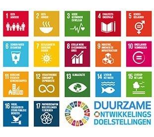 SDG Doelstellingen